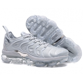 Zapatillas NK Air Vapormax Plus Gris