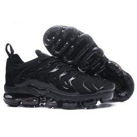 Zapatillas NK Air Vapormax Plus Negro