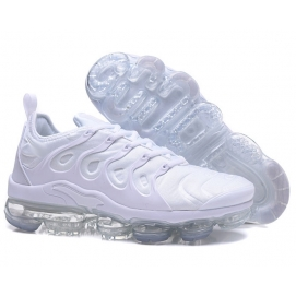 Zapatillas NK Air Vapormax Plus Blanco