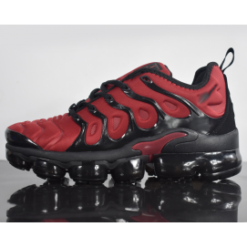 Zapatillas NK Air Vapormax Plus Granate