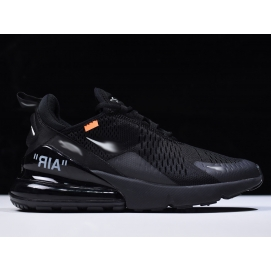 "Zapatillas NK Air max 270 ""Off-White"" Negro"
