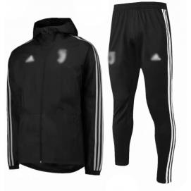 Chubasquero Juventus - Negro