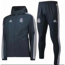 Chubasquero Real Madrid - Negro