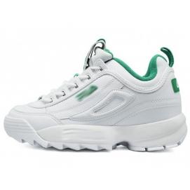 Zapatillas FLA Disruptor II Blanco y Verde