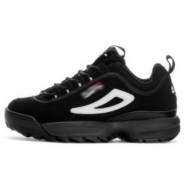 Zapatillas FLA Disruptor II Negro (Suede)
