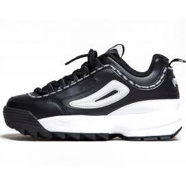 Zapatillas FLA Disruptor II Blanco y Negro