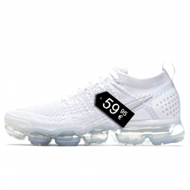 Zapatillas NK Air Vapormax Flyknit 2 Blanco
