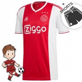 AD AFC Ajax 1ª Equipación Niños 2018-2019