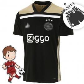AD AFC Ajax 2ª Equipación Niños 2018-2019