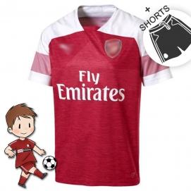PMA Arsenal FC 1ª Equipación Niños 2018-2019