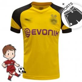 PMA Borussia Dortmund 1ª Equipación Niños 2018-2019