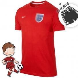 1ª Equipación NK Inglaterra Mundial Niños 2018-2019