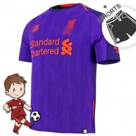 NB Liverpool FC 2ª Equipación Niños 2018-2019