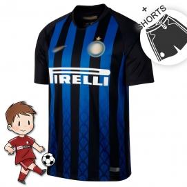 NK Inter de Milan 1ª Equipación Niños 2018-2019
