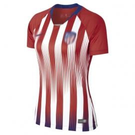 Camiseta NK Atletico Madrid 1ª Equipación Mujer 2018-2019