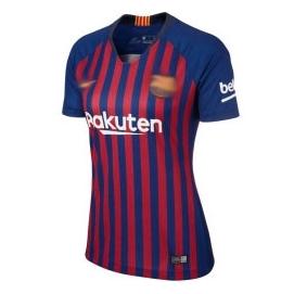 Camiseta NK FC Barcelona 1ª Equipación Mujer 2018-2019