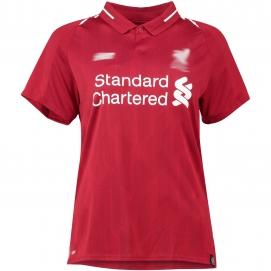 Camiseta NB Liverpool FC 1ª Equipación Mujer 2018-2019