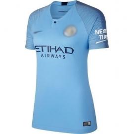Camiseta NK Manchester City 1ª Equipación Mujer 2018-2019