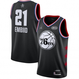 Camiseta NBA All-Star Conferencia Este 2019 Embiid (Negro)