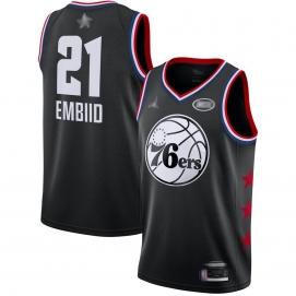 Camiseta NBA All-Star Conferencia Este 2019 Embiid (Negro)