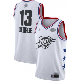 Camiseta NBA All-Star Conferencia Oeste 2019 George (Blanco)