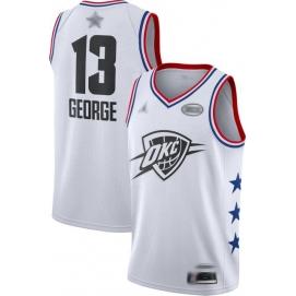 Camiseta NBA All-Star Conferencia Oeste 2019 George (Blanco)