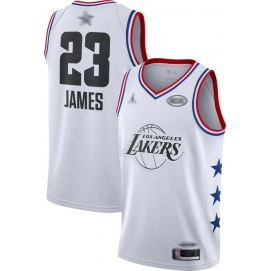 Camiseta NBA All-Star Conferencia Oeste 2019 James (Blanco)