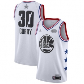 Camiseta NBA All-Star Conferencia Oeste 2019 Curry (Blanco)
