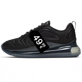 Zapatillas NK Air max 720 Negro