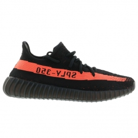 "Zapatillas AD Yeezy Boost 350 V2 ""Core Black Red"""