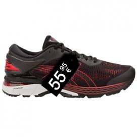 "Zapatillas ASC Gel Kayano 25 ""Black / Classic Red"""