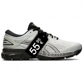 """Zapatillas ASC Gel Kayano 25 """"Glacier Grey / Black"""""""