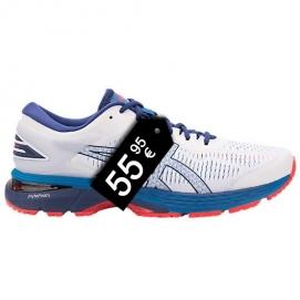 """Zapatillas ASC Gel Kayano 25 """"White / Blue Print"""""""