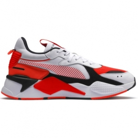 "Zapatillas PMA RS-X Reinvention ""PMA White / Red Blast"""