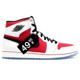 Zapatillas NK A. Jordan I Retro Carmine