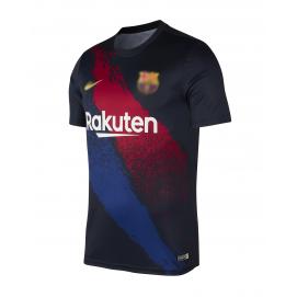 Camiseta NK FC Barcelona Entrenamiento Hombre 2019-2020