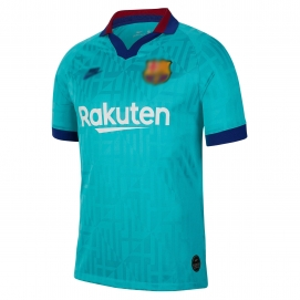 Camiseta NK FC Barcelona 3ª Equipación Hombre 2019-2020