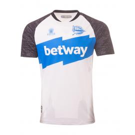 Camiseta KLME Deportivo Alavés 3ª Equipación Hombre 2019-2020