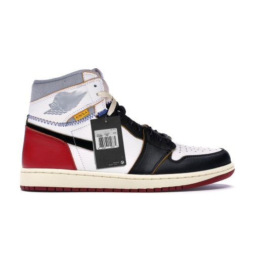 Zapatillas NK Air Jordan 1 Retro High Union Los Angeles Black Toe