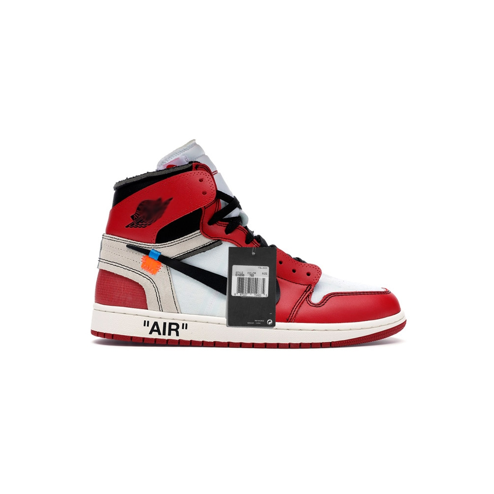 Zapatillas Nk Air Jordan 1 Retro High Off White Chicago Masmodas Net