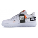 "Zapatillas NK Air Force 1 ""Just Do It"" Blanco (Bajas)"