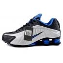Zapatillas NK Shox R4 azul