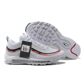 Zapatillas NK Air max 97 Undefeated Blanco