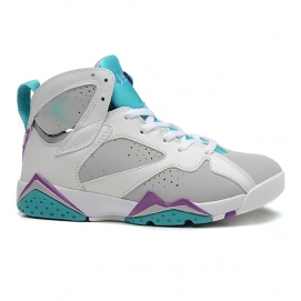 Zapatillas NK Air Jordan 7 Neutral Grey SALDO