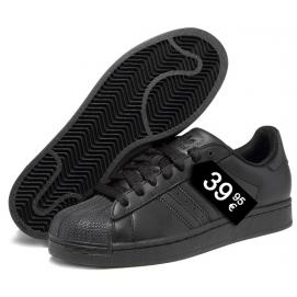 Zapatillas AD Superstar Negro