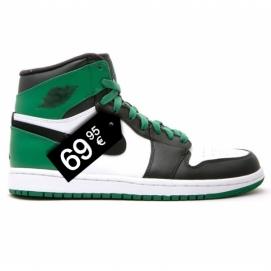 Zapatillas NK Air Jordan 1 Retro High Boston Celtics