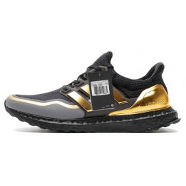 Zapatillas AD Ultra Boost Black Gold