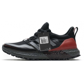 Zapatillas AD UltraBOOST Guard Black Red
