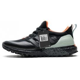 Zapatillas AD UltraBOOST Guard Core Black Green Tint