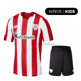 NK Athletic Club Bilbao 1ª Equipación Niños 2020-2021